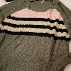 Anthology knitted sweater